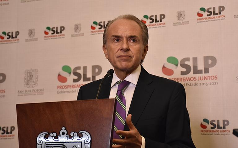Fiscalía ya investiga muerte del ex dirigente estatal del PRI: Gobernador