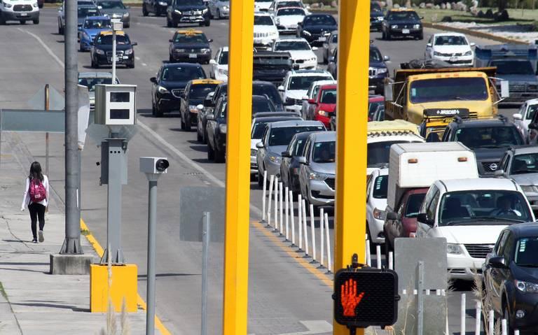 Tapizarán vialidades de Puebla con cámaras para fotomultas, instalarán 157 radares