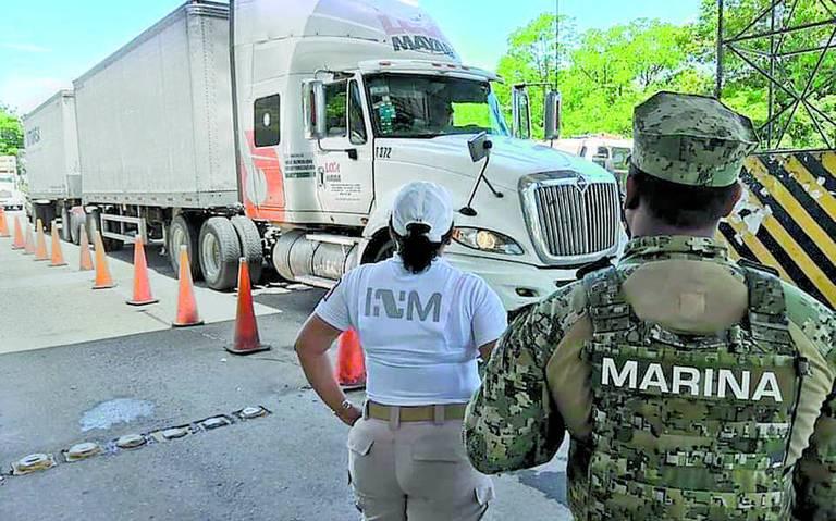 Aseguran a más de 700 migrantes en Chiapas