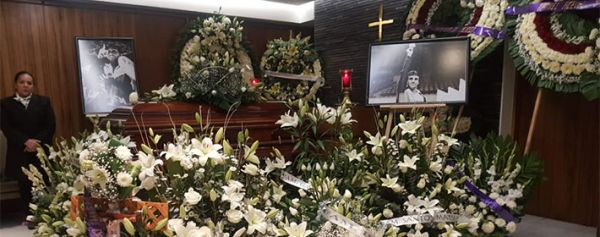 La familia olímpica da el último adiós a Carlos Girón