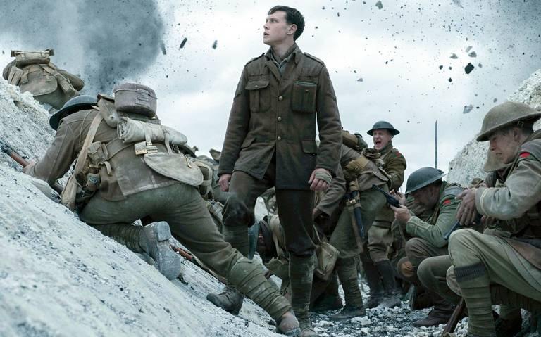 Sam Mendes muestra la desolación de la guerra en cinta 1917