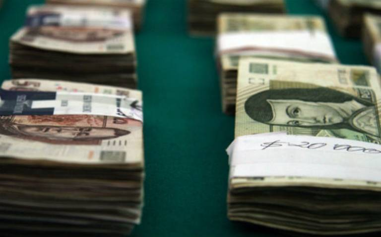 Economía mexicana se contrajo 0.1% en 2019