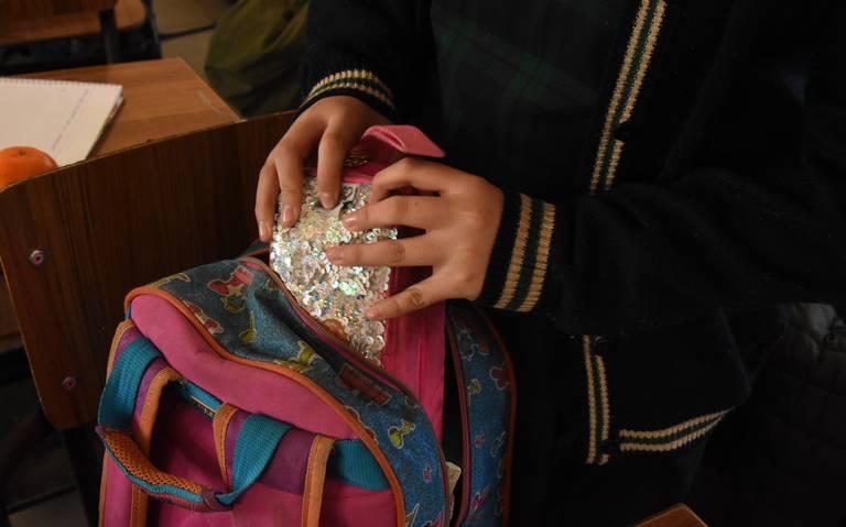 Operación mochila sólo en 16 escuelas