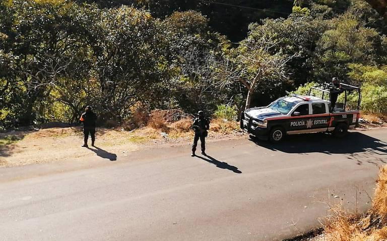 Instalan puntos de revisión y rutas de patrullaje en Chilapa