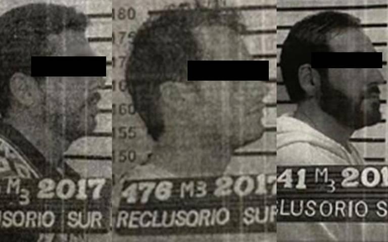 Se fugan tres del Reclusorio Sur; uno es suegro del hijo de El Chapo