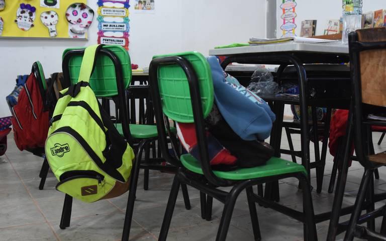 Saquearon 10 escuelas… y no hay seguro