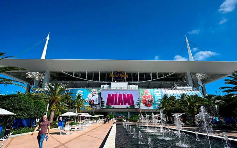 Miami, la ciudad con más Super Bowls