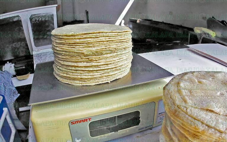 Afirma empresario que la tortilla subirá en junio
