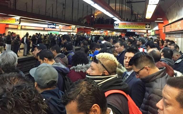 Consejo Ciudadano reporta baja en robo a bordo del Metro