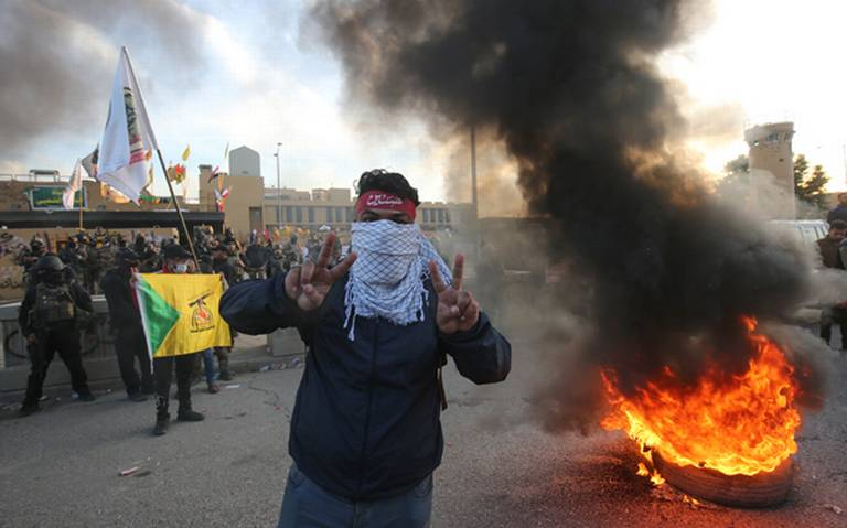 """Pide EEUU a sus ciudadanos que abandonen Irak """"Inmediatamente"""""""