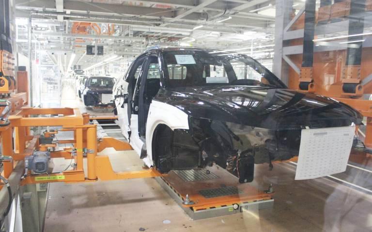 Inseguridad en Puebla afecta producción de Audi