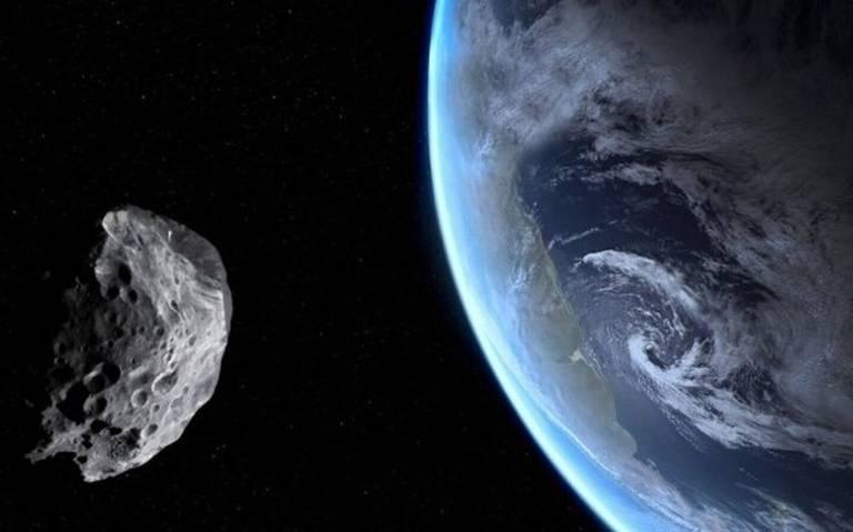 Asteroide potencialmente peligroso rozará la Tierra en febrero