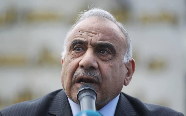 Irak pide a EU enviar misión para organizar la retirada de sus tropas