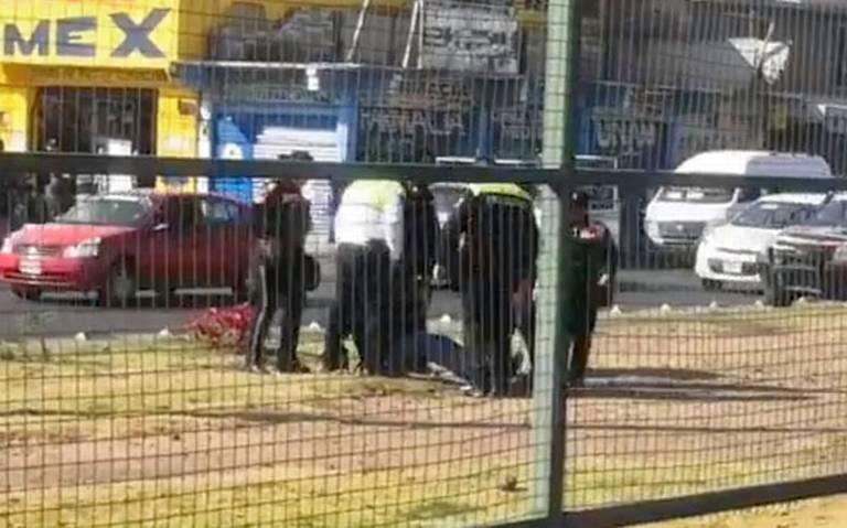 Agreden a reportero y detienen a otro durante cobertura en Chimalhuacán