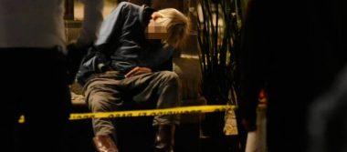Muere sentado en una banca de la Alameda Central