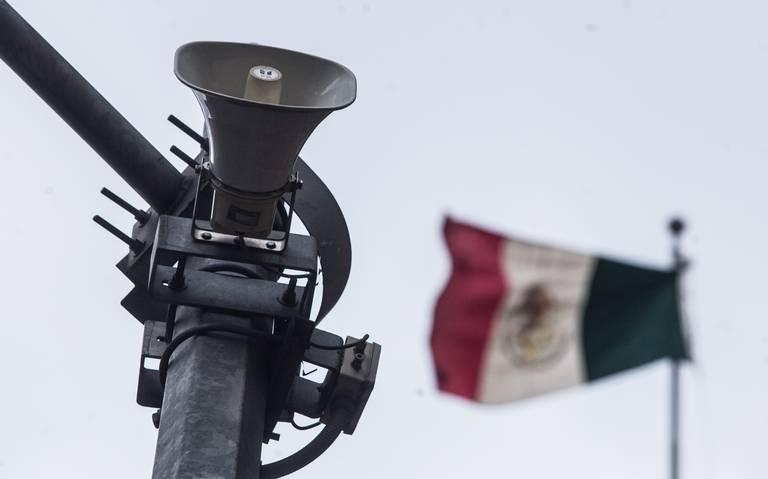 Activarán alerta sísmica en CDMX por macrosimulacro este 20 de enero