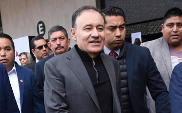 México trabaja con EU para frenar tráfico de armas: Alfonso Durazo