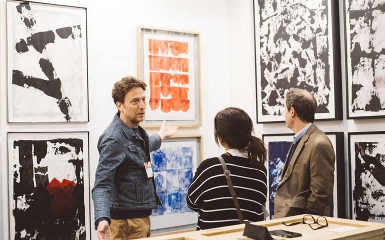BADA, la feria que invita a comprar arte sin intermediarios