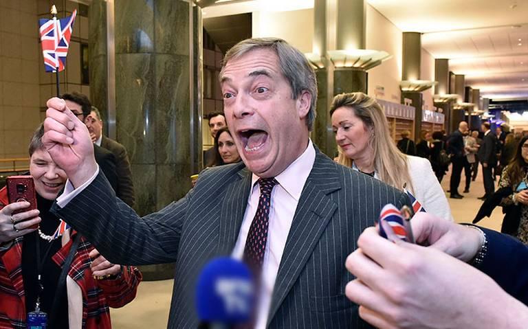 Eurocámara ratifica Brexit; Reino Unido saldrá de la UE el viernes