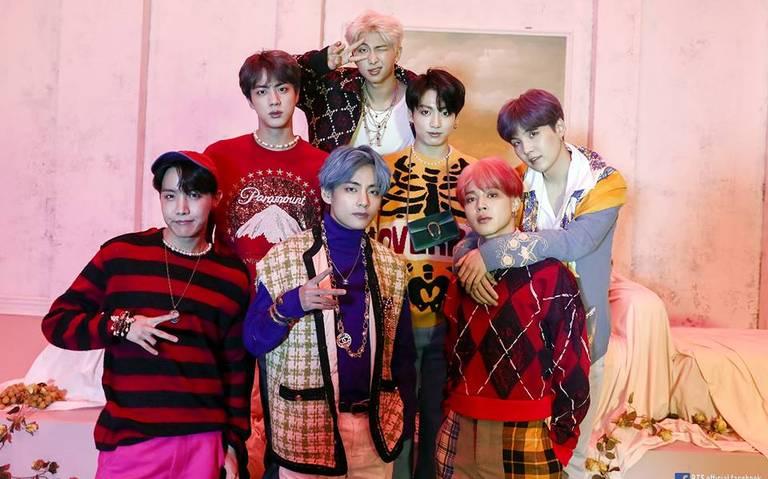 BTS conecta el mundo con la música y el arte