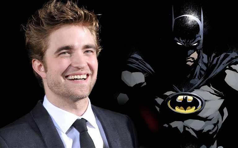 Robert Pattinson comienza las grabaciones de Batman