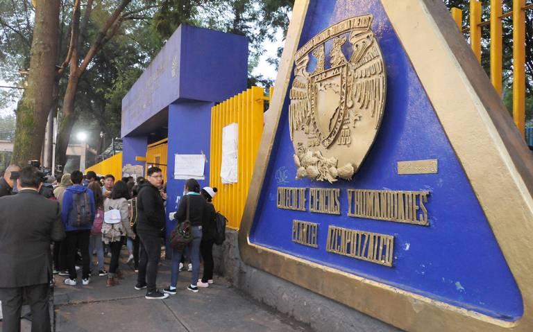 Estudiantes de la UNAM exentarán aumento a pasaje