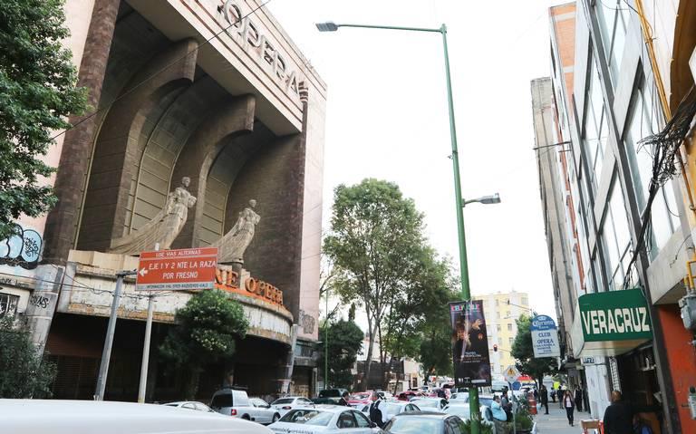 Cines Ópera y Cosmos serán centros de arte