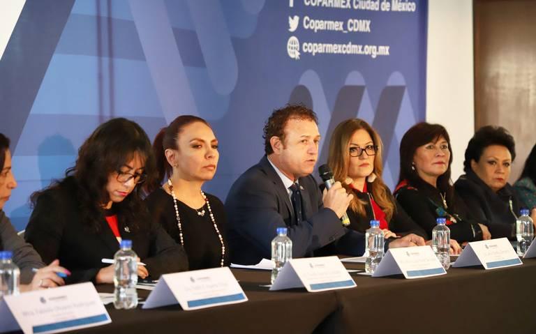 Perspectiva para 2020, alentadora: Coparmex