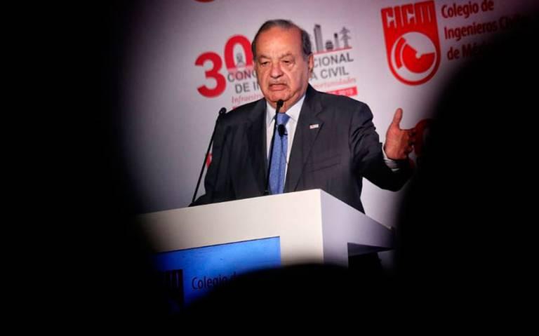 Multan con mil 311 mdp a empresa de Carlos Slim
