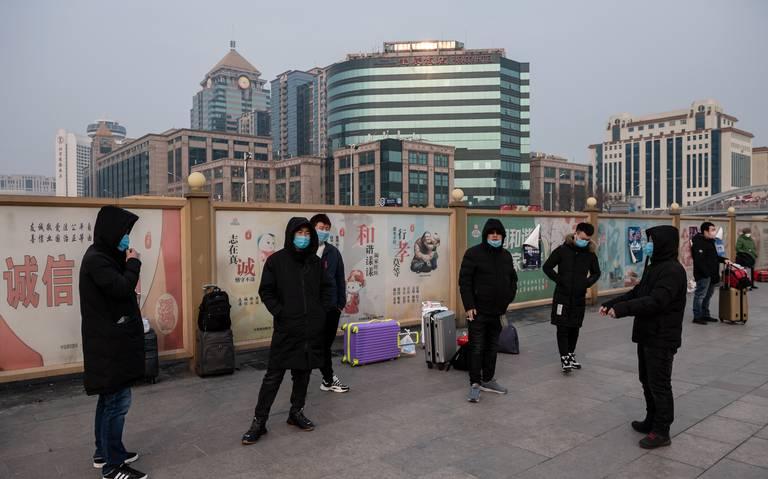 """EU y Japón """"rescatan"""" a sus ciudadanos en China por coronavirus"""