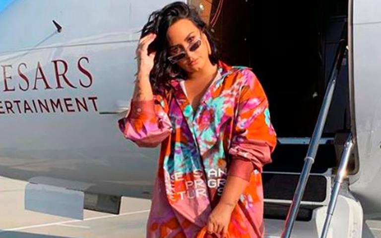 Demi Lovato también cantará en el Super Bowl LIV
