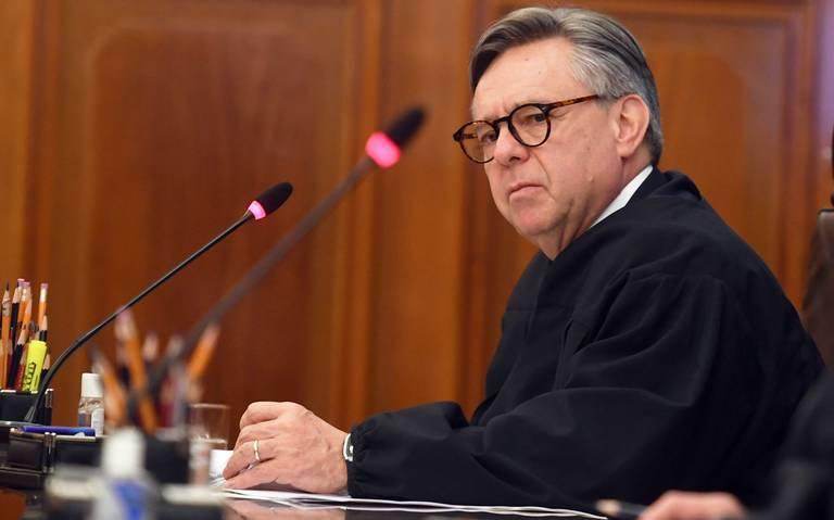 Difunden carta de renuncia de Medina Mora sin detallar las causas graves