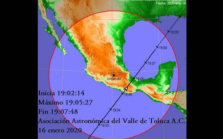 Se podrá observar Laboratorio Espacial desde la CDMX