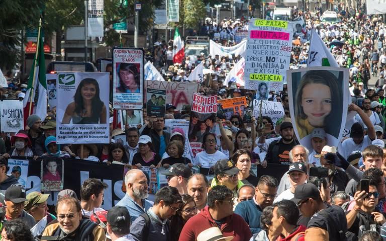 Busca Segob frenar alza de 137% en denuncias por feminicidio