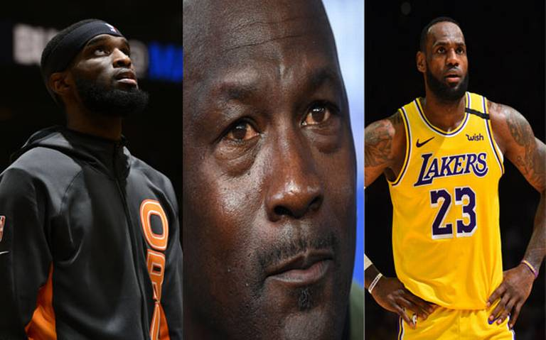 Magic Johnson, Jordan y LeBron James abatidos con la muerte de Kobe Bryant