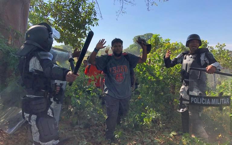 ONU pide a México evitar uso de la fuerza para detener a migrantes