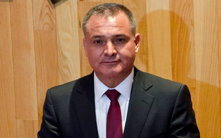EU vincula a García Luna con expolicía protector de los Beltrán Leyva
