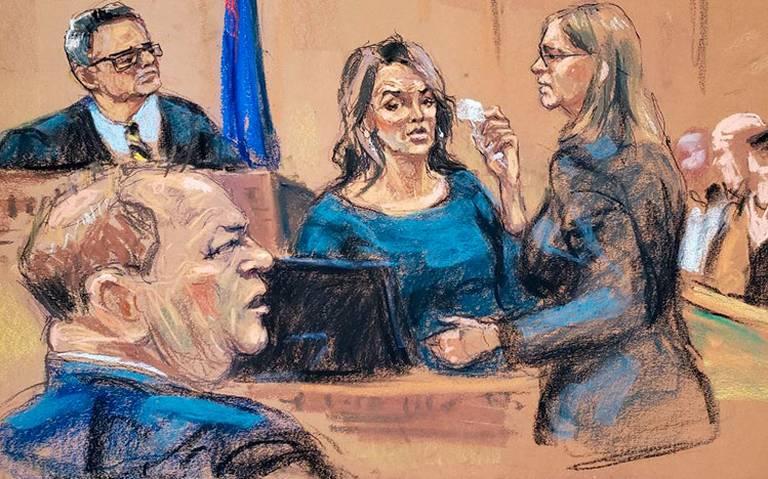 """Weinstein """"puso su pene en mi vagina y me violó"""": Annabella Sciorra ante el jurado"""