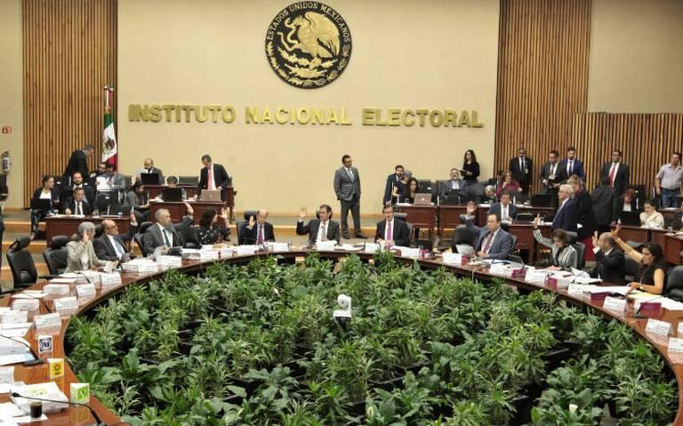 Consejeros del INE ganarán 178 mil 324 pesos mensuales