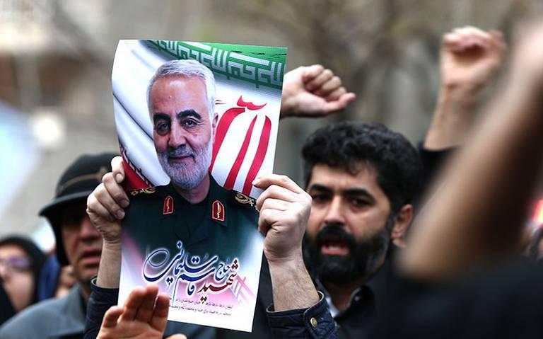 Tras muerte de Qasem Soleimani, ¿habrá una guerra inmediata entre EU e Irán?