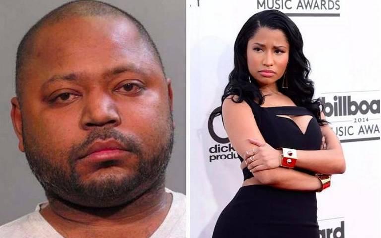 Hermano de Nicki Minaj es sentenciado por violar a su hijastra
