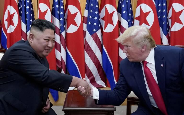 Trump felicita por su cumpleaños al presidente norcoreano, Kim Jong Un