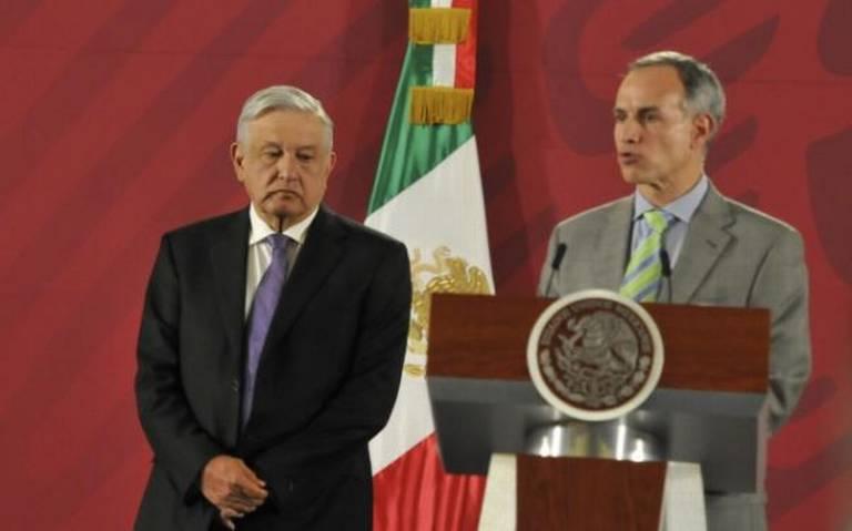 No hay coronavirus en México, pero no descartan que llegue al país