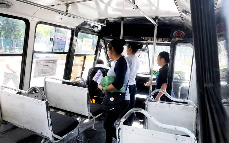 Piden aplicar Alerta de Género en transporte público, no solo en Metro