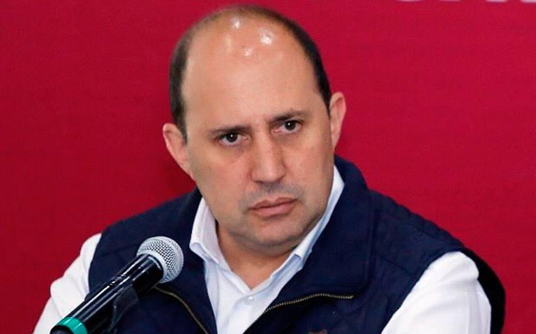 Renuncia Fernando Manzanilla a la Secretaría de Gobernación de Puebla