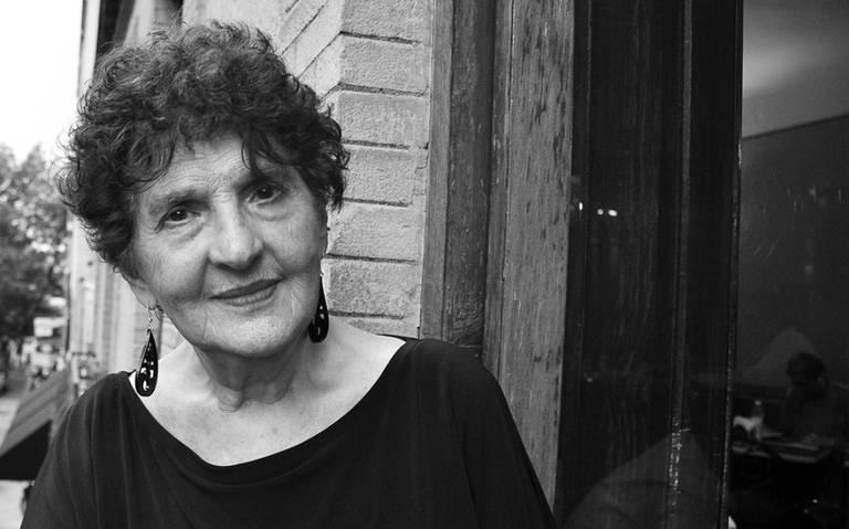 Margo Glantz, figura central de la cultura mexicana