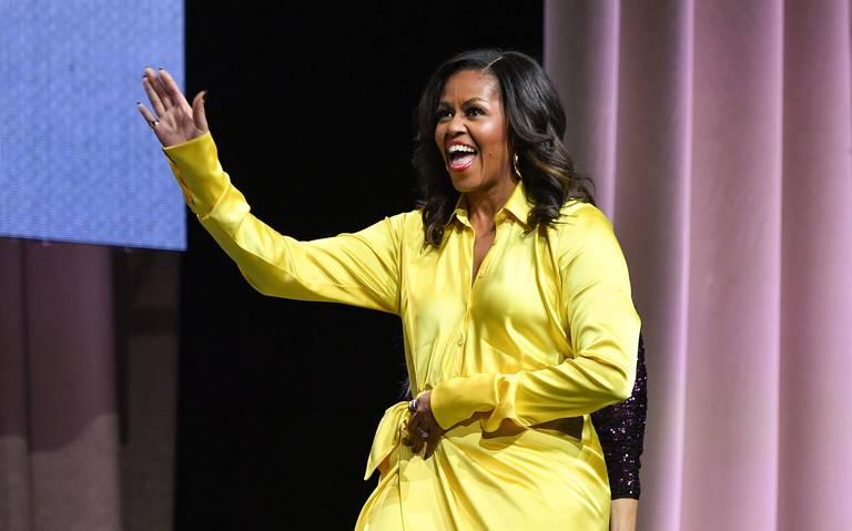 Michelle Obama gana el Grammy al mejor álbum narrado