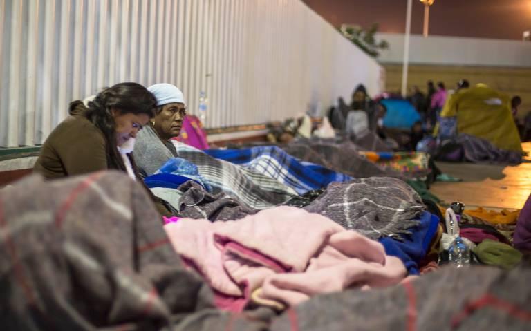 Van cinco mil migrantes deportados: AMLO