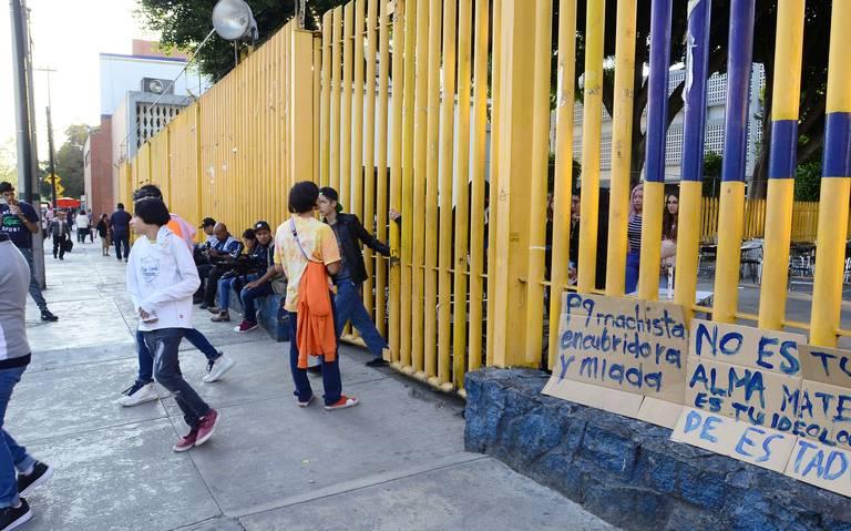 Letras y Prepa 9 de la UNAM, en riesgo de perder ciclo