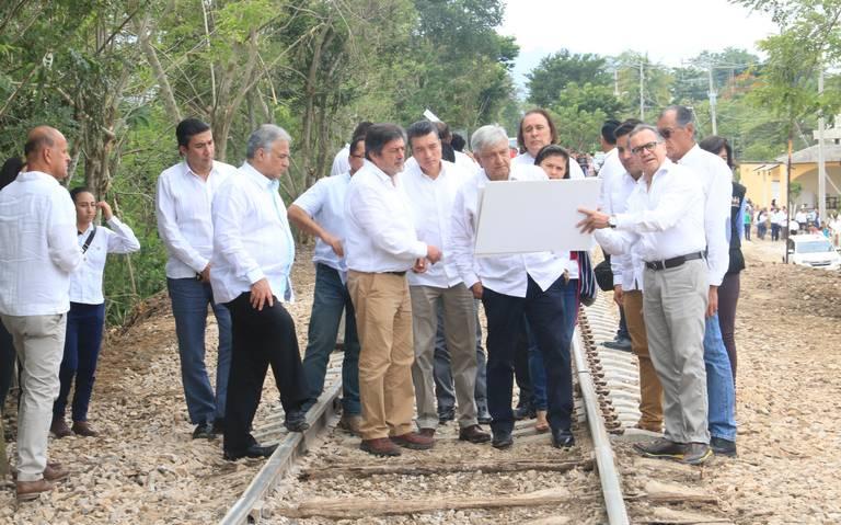 Fonatur señala riesgos en torno al Tren Maya